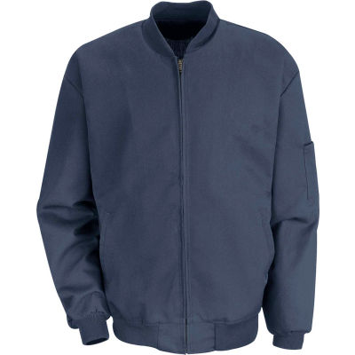 Red Kap® Solid Team Jacket Regular-3XL Navy JT36
