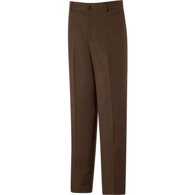 Red Kap® Dura-Kap® Industrial Uniform Pant Brown 34x34 PT20