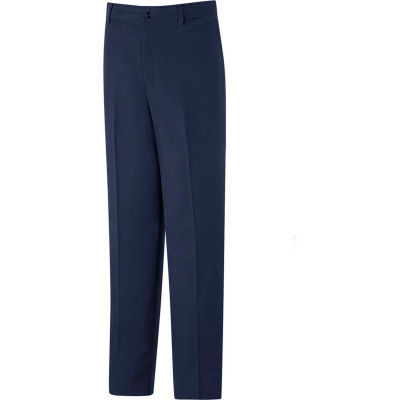Red Kap® Dura-Kap® Industrial Uniform Pant Navy 38x30 PT20