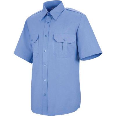 Horace Small™ Sentinel® Unisex Basic Security Short Sleeve Shirt Medium Blue SSXL - SP66