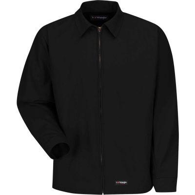 Wrangler® Men's Canvas Work Jacket Black WJ40 Long-L WJ40BKLNL