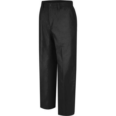 Wrangler® Men's Canvas Plain Front Work Pant Black WP70 42x36-WP70BK4236