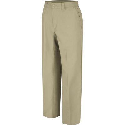 Wrangler® Men's Canvas Plain Front Work Pant Khaki WP70 34x36-WP70KH3436
