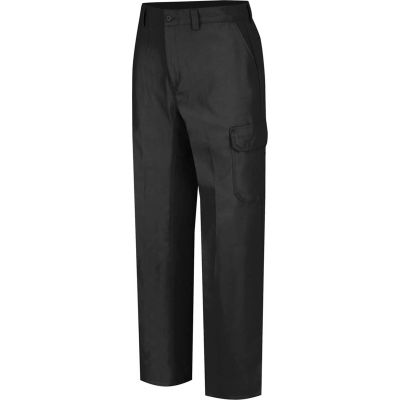 Wrangler® Men's Canvas Functional Cargo Pant Black WP80 48x30-WP80BK4830