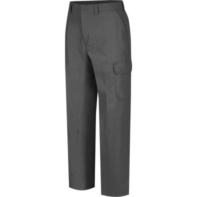 Wrangler® Men's Canvas Functional Cargo Pant Charcoal WP80 48x34-WP80CH4834
