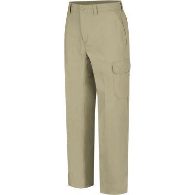 Wrangler® Men's Canvas Functional Cargo Pant Khaki WP80 48x34-WP80KH4834