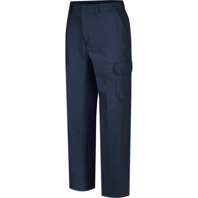 Wrangler® Men's Canvas Functional Cargo Pant Navy WP80 36x30-WP80NV3630