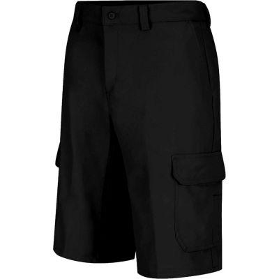 Wrangler® Men's Canvas Functional Cargo Short Black 32x12 - WP90BK3212