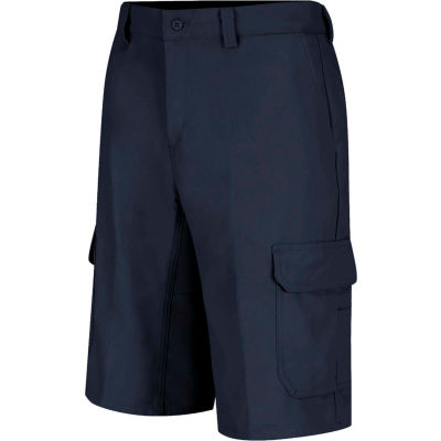 Wrangler® Men's Canvas Functional Cargo Short Navy 34x12 - WP90NV3412