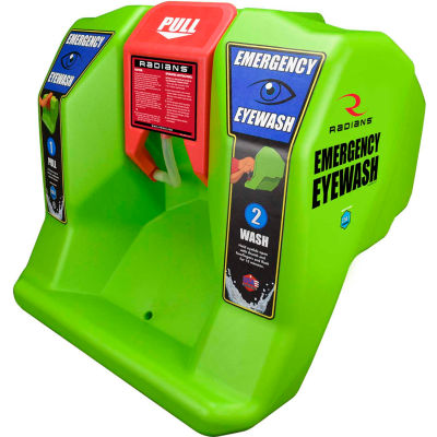 Bouton® 01116 - 16 Gallon Emergency Eyewash Tank