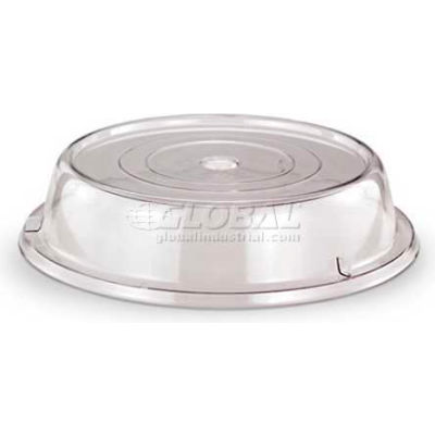 """Vollrath, Plate Covers, 1100-13, Fits Plate Size: 11"""", Plastic - Pkg Qty 12"""