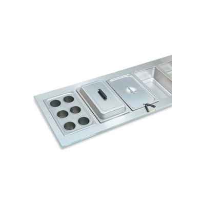 """Adaptor Plate With Six 4-1/4""""Holes - Pkg Qty 4"""