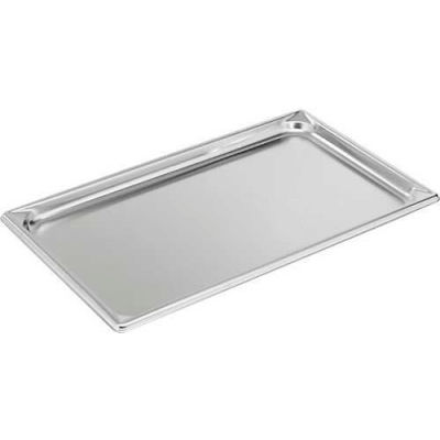 """Vollrath, Super Pan V Stainless Steam Table Pan, 30002, 3-3/4"""" Depth, 1/1 Size - Pkg Qty 6"""