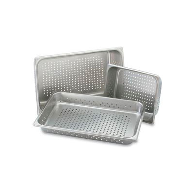 """Half Size Perforated Pan 4"""" - Pkg Qty 6"""