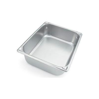 Vollrath® Half Size 6 Inch Heavy Gauge Pan 30260 - Pkg Qty 6