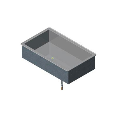 Non Refrigerated Cold Pan 6 Pan Drop-In