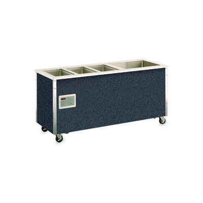 """Signature Server® - Hot/Cold Station Refrigerated. 74""""L x 28""""W x 34""""H"""