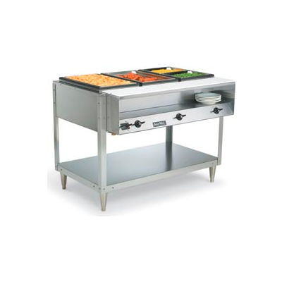 Servewell® 4 Well Hot Food Table 208-240V