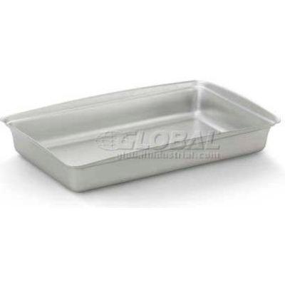 "Vollrath, Miramar Contemporary Pan, 40006, 11-1/2"" X 19, 6 Quart Capacity"