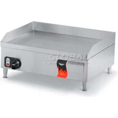"""Vollrath 40717 - Cayenne Electic Griddle, Flat Top, 36""""W, 220V, Thermostatically Controlled"""