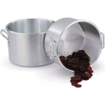 Vollrath, Wear-Ever Rolled Edge Sauce Pots, 4332, 14 Quart Capacity, 8 Gauge - Pkg Qty 2
