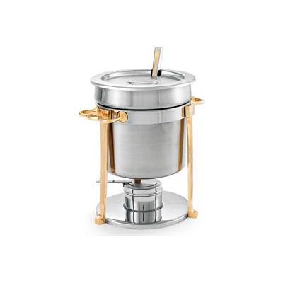 Classic Brass Trim Soup Marmite