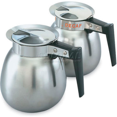 Coffee Decanter 2 Qt - Plain