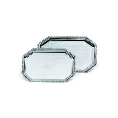 Vollrath® Odyssey™ Serving Tray - Large Octagon Tray - Pkg Qty 6