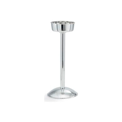 Silver Plate Double Wine Bucket Stand