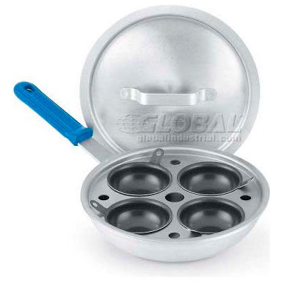 Vollrath, Wear-Ever Egg Poacher Set, 56507, 4 Pc