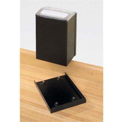 Vollrath® Napkin Dispenser, 6512-88, Wall-Mounted, Black