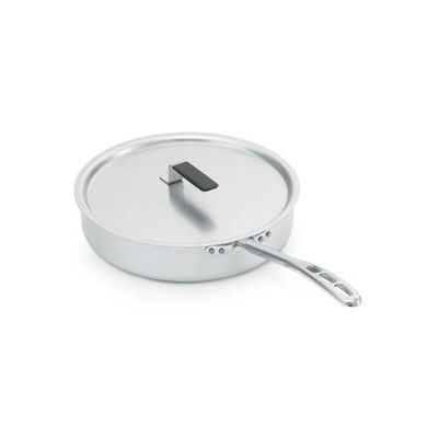 "3 Qt(10"")Saute Pan With Plain Handle - Pkg Qty 2"