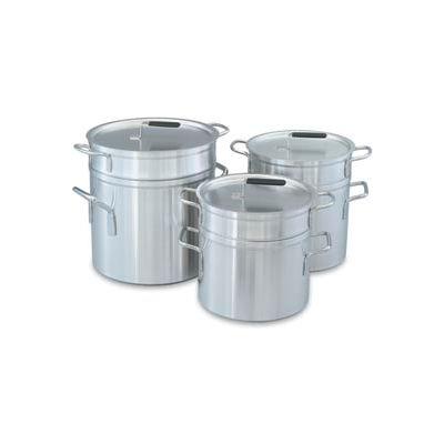 """20 Qt (12"""") Double Boiler Set"""