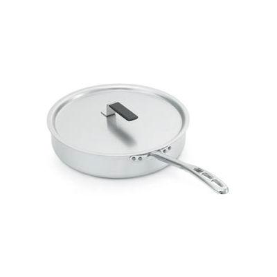 """3 Qt (10"""") Saute Pan With Black Handle - Pkg Qty 2"""