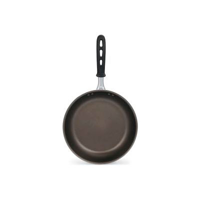 """8"""" Fry Pan Powercoat With Trivent Silicone Handle - Pkg Qty 6"""