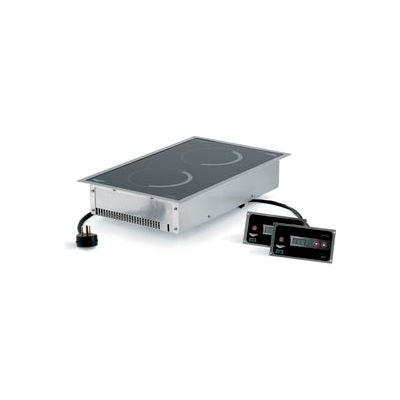 Professional - Dual HOB Drop-in Induction Range 2.9KW - Front to Back