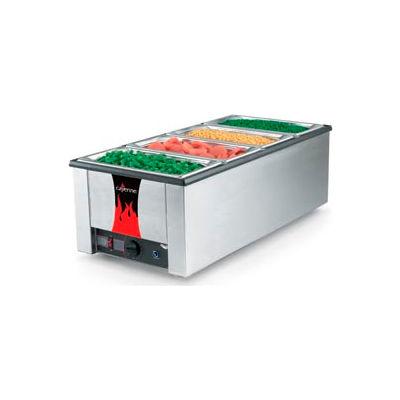 Cayenne® Heat 'N Serve 4/3 Rectangular Rethermalizer - Without Drain