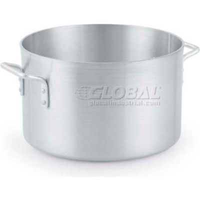 "Vollrath, Arkadia 14 Quart Sauce Pot, 7373, 6 Gauge, 7-5/8"" Depth"