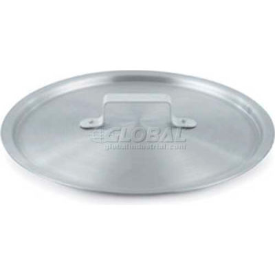 Vollrath, Arkadia Sauce Pan Cover, 7389, 10 Quart Capacity - Pkg Qty 6