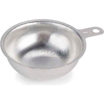 "Vollrath, Egg Poacher, 75080, 2-23/32"" Hole Diameter, Stainless Steel - Pkg Qty 12"
