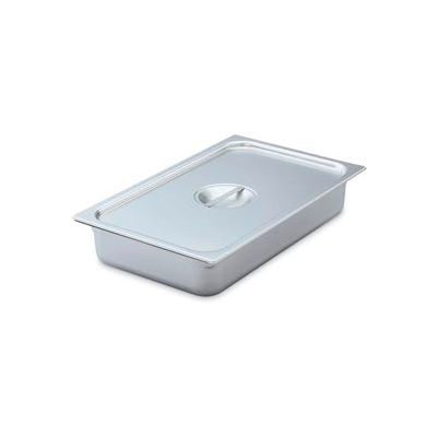 Flat Solid Cover For Half Pan - Pkg Qty 6