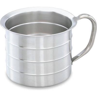 4 Quart Urn Cup Stainless Steel - Nsf - Pkg Qty 4