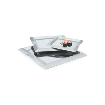 """Vollrath® Stainless Steel Square Serving Tray - 11-3/4""""L X 11-3/4w - Pkg Qty 3"""