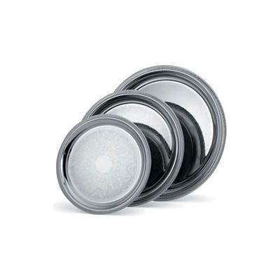 "Vollrath® Elegant Reflections™ Round Tray - 18-5/8"""