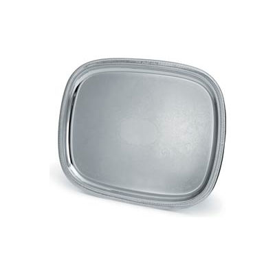 Vollrath® Silverplate Elegant Reflections™ Oblong Tray 23-1/2x18-1/2