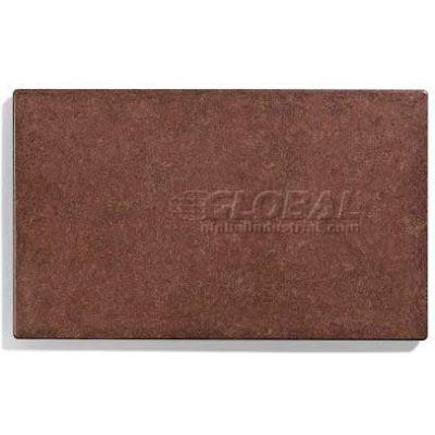 Vollrath, Miramar Resin Template For Contemporary Pan, 8240022, Blank Template, Brown Granite
