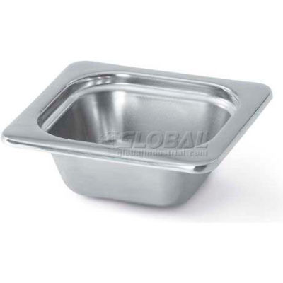 Vollrath® Miramar Decorative Pan, 8262220, Rectangle, 0.86 Quart