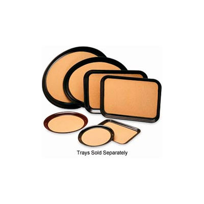 """Vollrath® Tray - Round Brown 14"""" - Pkg Qty 12"""