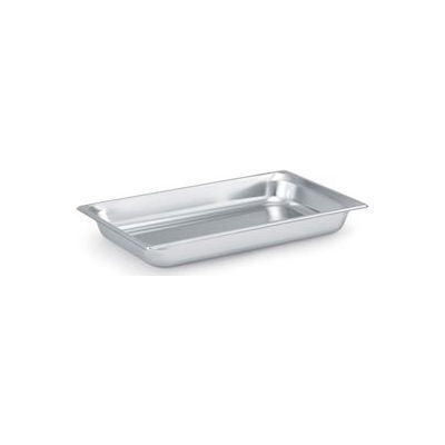 Vollrath® Full Super Pan 3® 90022 Pan 65mm, 2-1/2d - Pkg Qty 6