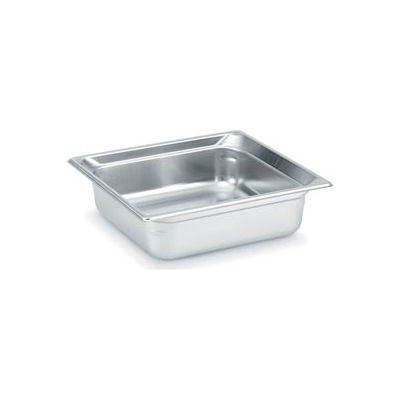 Vollrath® 2/3 Size Super Pan 3® 90162 Pan 150mm, 6d - Pkg Qty 3